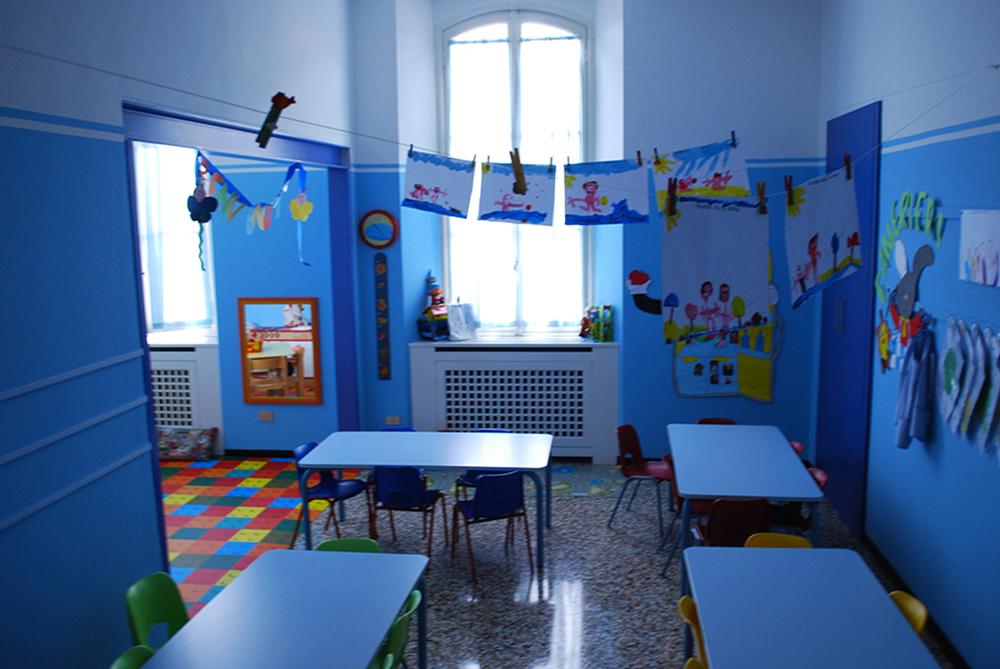 Scuola dell'infanzia Asilo Piccinelli Comolli Bosto - Varese