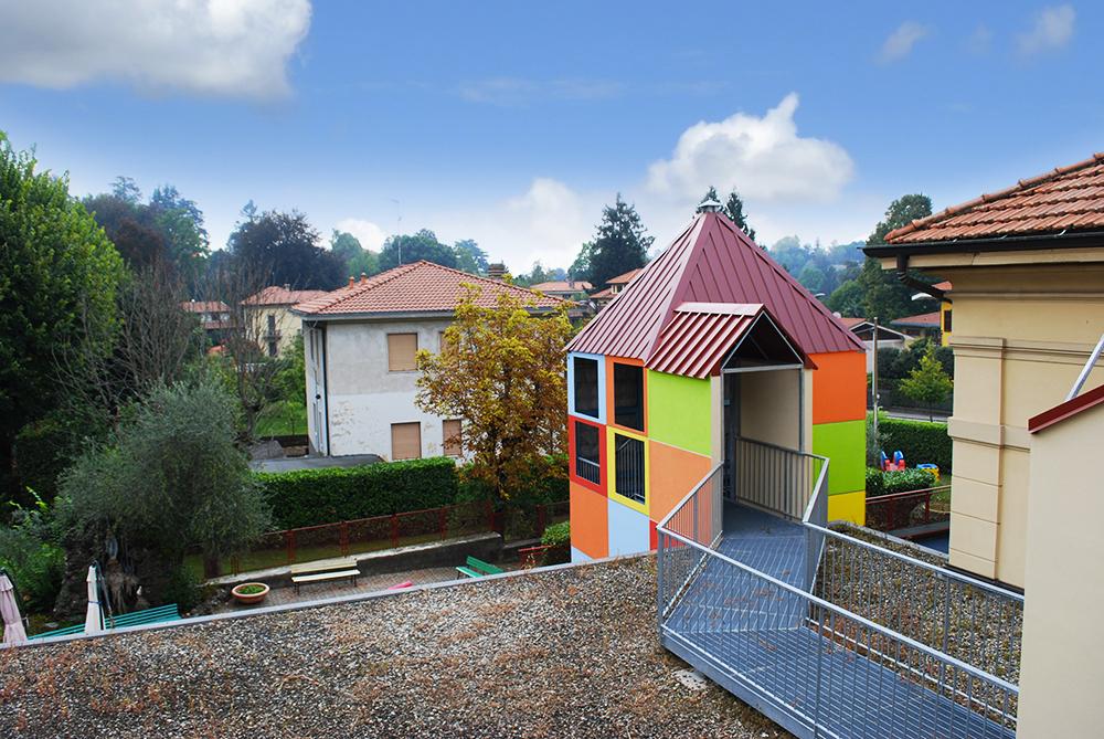 Scuola dell'infanzia Piccinelli Comolli di Bosto - Varese
